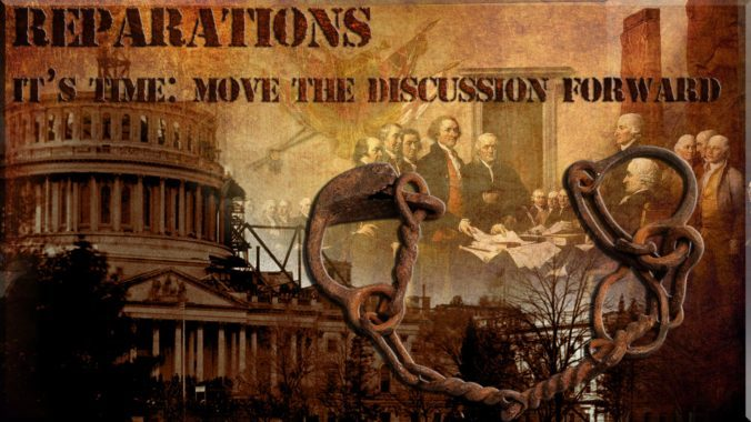 Reparations Bill H. R. 40 at the 115th CONGRESS 1st Session